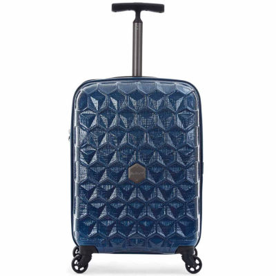 Antler Atom Dlx Carry On 21 1/2 Inch Hardside Luggage