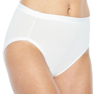 Hanes Ultimate™ Cool Comfort™ Microfiber High Cut 4-pc. Panty Hxmfhc