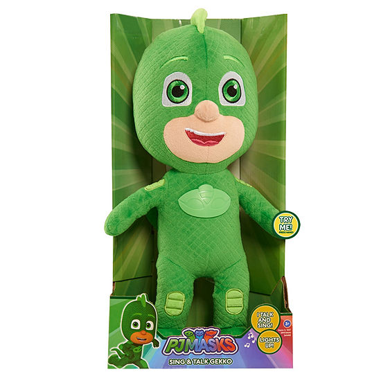 "PJ Masks 14"" Sing & Talk Plush"