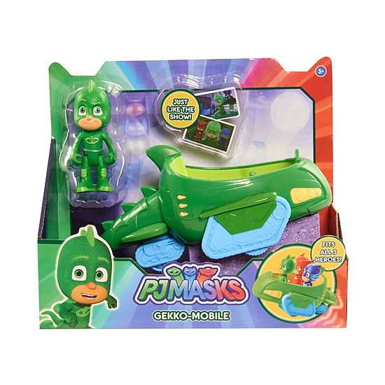 Pj Mask Vehicles 2-pc. Car