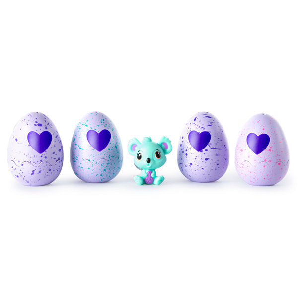 Hatchimals 4 pack. Action Figure