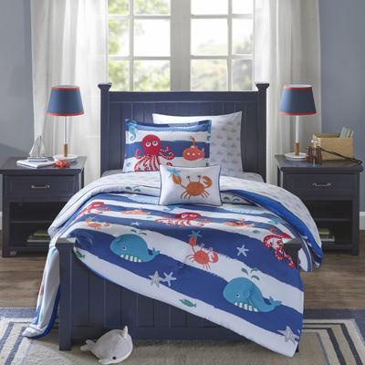 Mi Zone Under The Sea Comforter Set