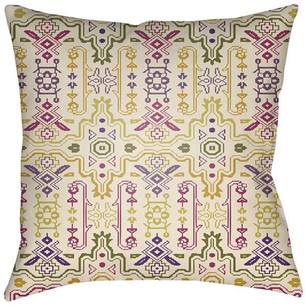 Decor 140 Blanchette Square Throw Pillow