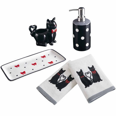 Mimi 5-pc. Bath Accessory Set
