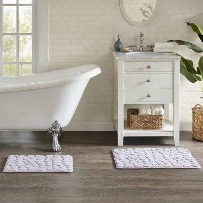 Stone Memory Foam Bath Rug