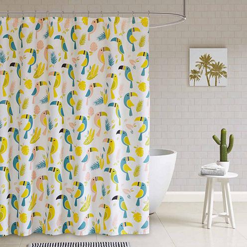 Tuki Shower Curtain