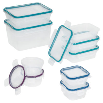 Snapware® Total Solution 18 Pc. Plastic Storage Set
