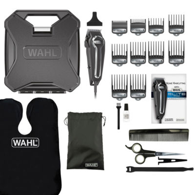 Wahl® Elite High-Performance Haircutting Kit