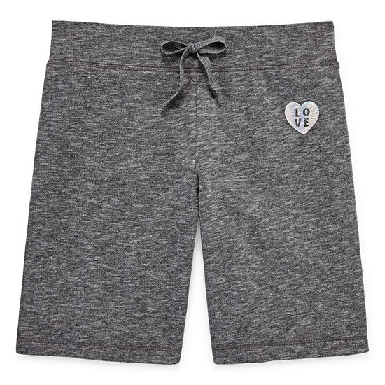 Xersion Knit Bermuda Short - Girls' Sizes 4-16 and Plus