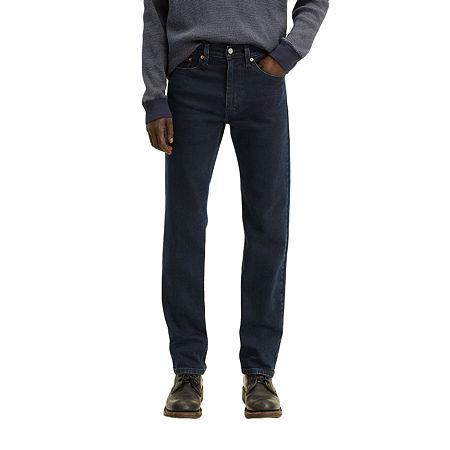 Levi's Mens 505 Straight Regular Fit Jean, 30 30, Blue