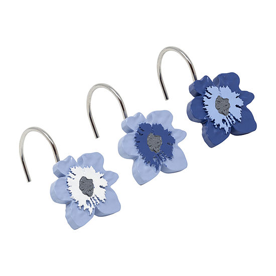 Croscill Classics Charlotte Shower Curtain Hooks