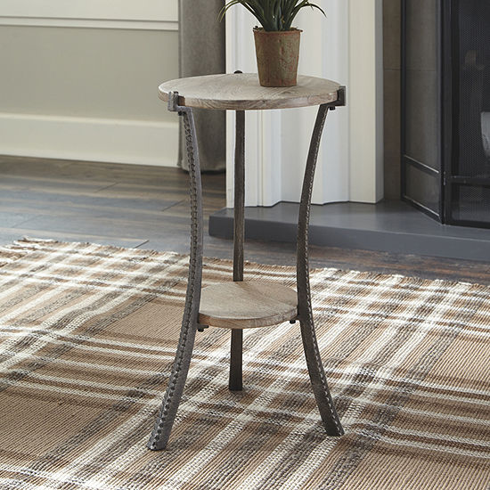 Signature Design by Ashley Enderton Chairside Table
