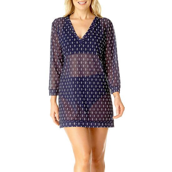 Liz Claiborne Diamond Dress Swimsuit Cover-Up
