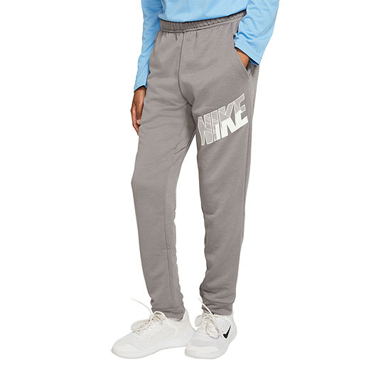 Nike Boys Mid Rise Tapered Pull-On Pants - Big Kid