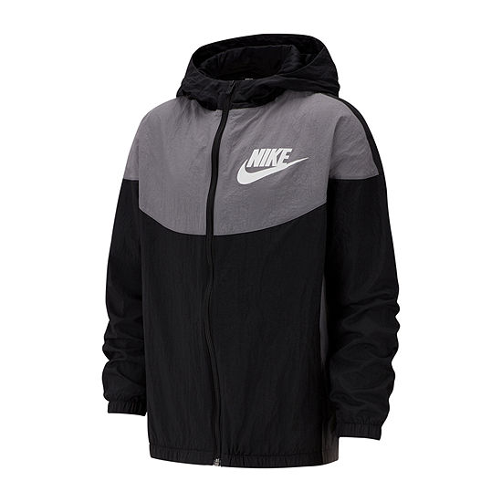 Nike Boys Lightweight Windbreaker-Big Kid