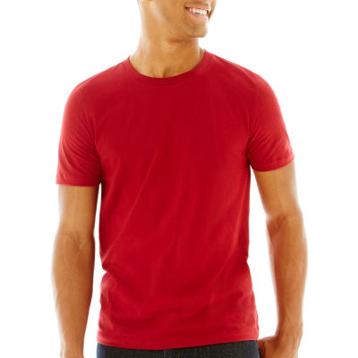 Arizona Mens Crew Neck Short Sleeve T-Shirt