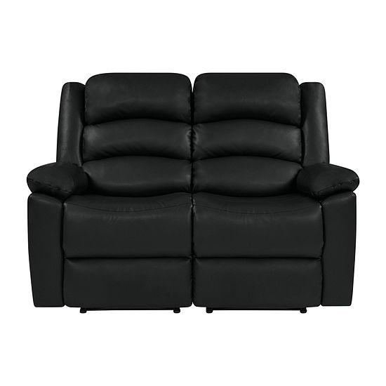 Hairu 2-Seat Recliner Loveseat