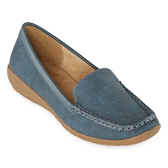 St. John's Bay Womens Mayday Slip-On Shoe