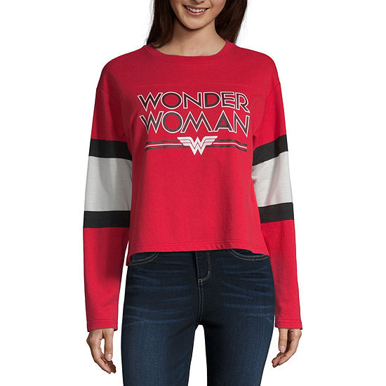 Long Sleeve Sweatshirt -Juniors