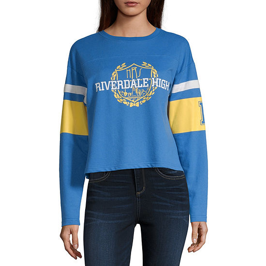 Long Sleeve Sweatshirt - Juniors