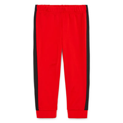 Okie Dokie Tricot Active Toddler Boys Cuffed Jogger Pant