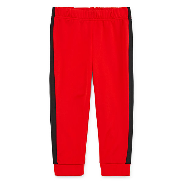 Okie Dokie Boys Tricot Active Cuffed Jogger Pant - Toddler