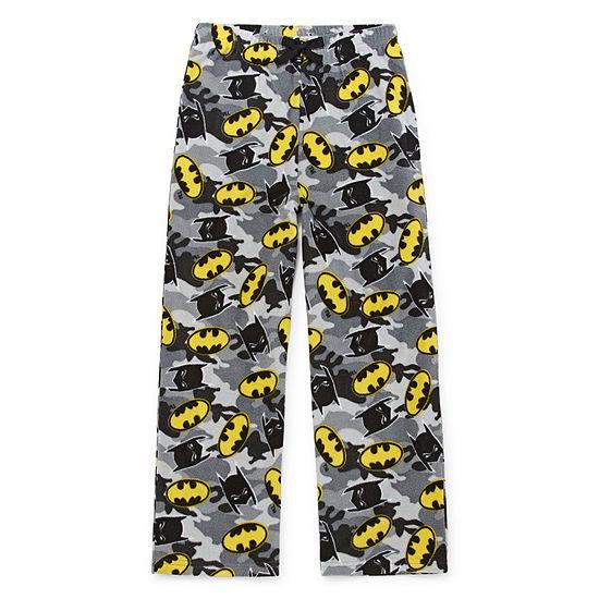 Warner Bros Batman Boys Pajama Pants