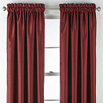 JCPenney Home Malone Blackout Rod-Pocket Curtain Panel
