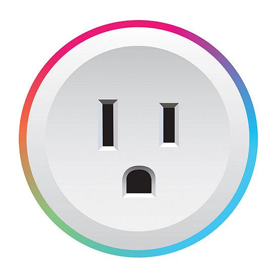 Brookstone LED Smart Home Plug