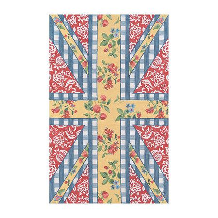 Madcap Cottage By Momeni Summer Garden Hooked Rectangular Indoor Rugs, One Size , Multiple Colors