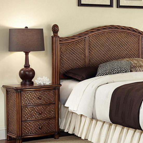Home Styles Marco Island 2-pc. Bedroom Set