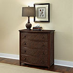 Home Styles Marco Island 4-Drawer Chest