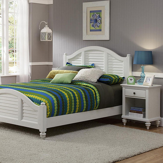 Home Styles Bermuda 3-pc. Bedroom Set
