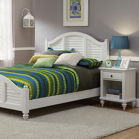 Home Styles Bermuda 2-pc. Bedroom Set