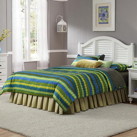 Home Styles Bermuda 3-pc. Bedroom Set