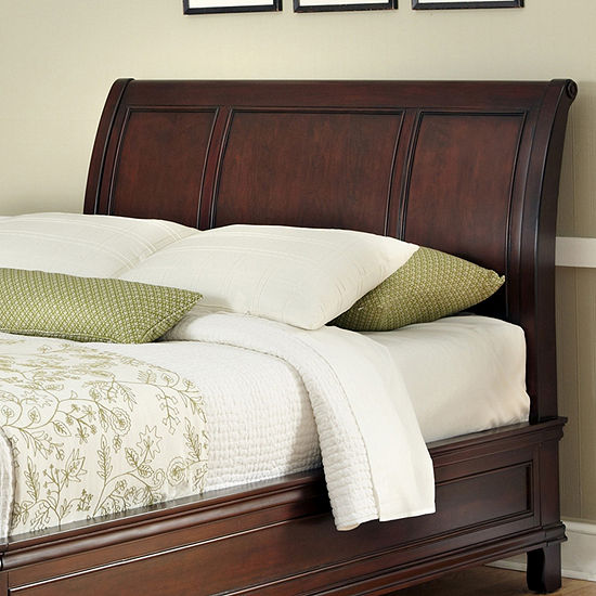 Home Styles Lafayette Sleigh Headboard