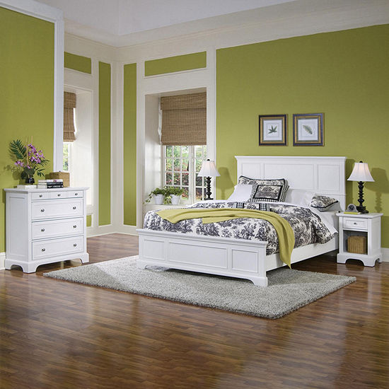 Home Styles Naples 3-pc. Bedroom Set