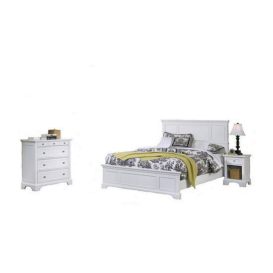 Home Styles Naples 3-pc. Bedroom Set