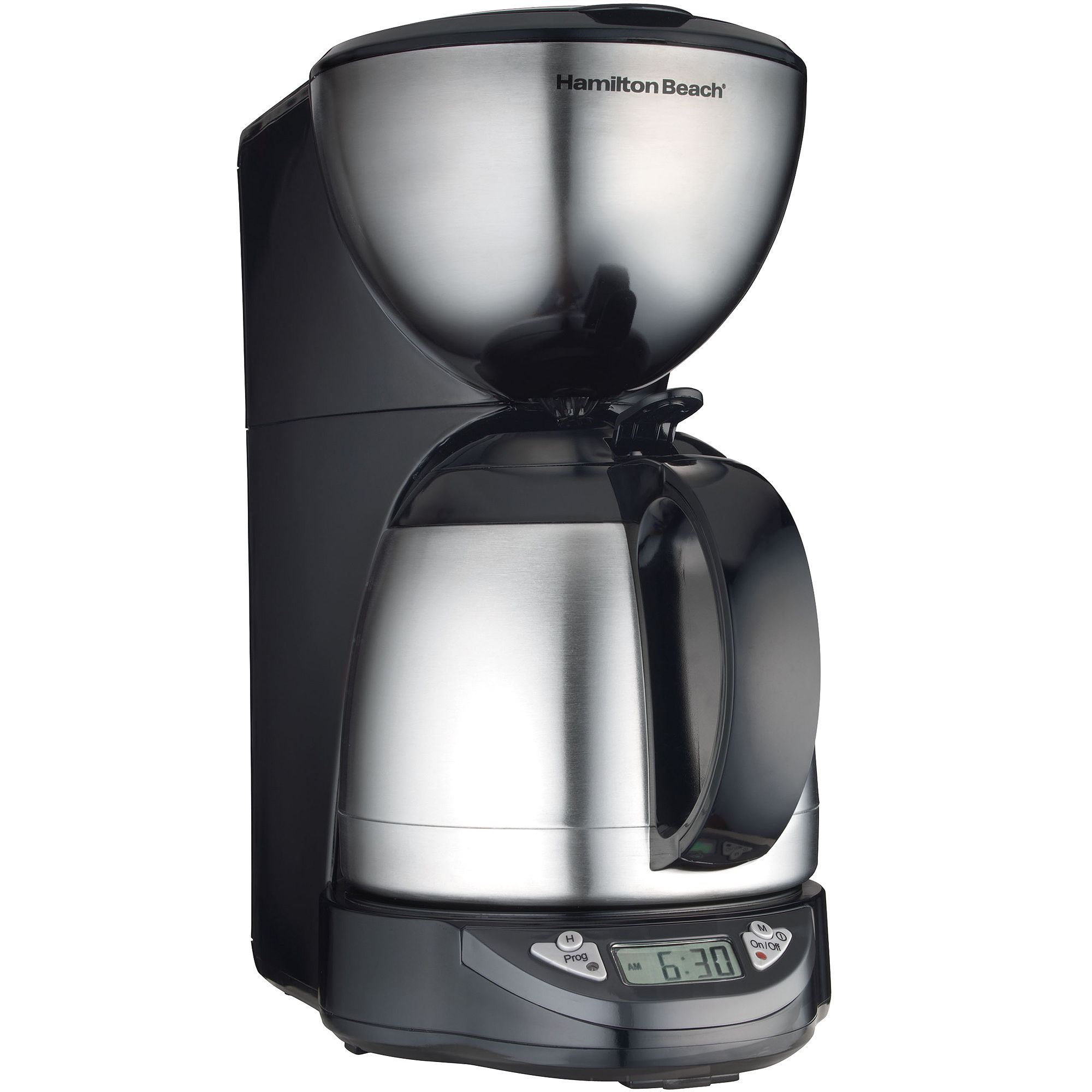 Hamilton Beach 10-Cup Programmable Thermal Coffee Maker