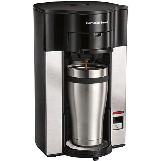 Hamilton Beach Personal Cup Pod Coffee Maker