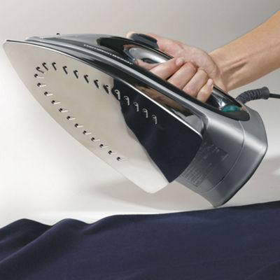 Hamilton Beach® Professional Stainless Steel Full-Size Iron + Auto Shutoff