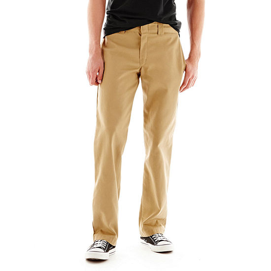 Dickies® Slim Straight Twill Pants