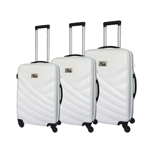 Chariot Travelware Veneto 3-pc. Hardside Luggage Set