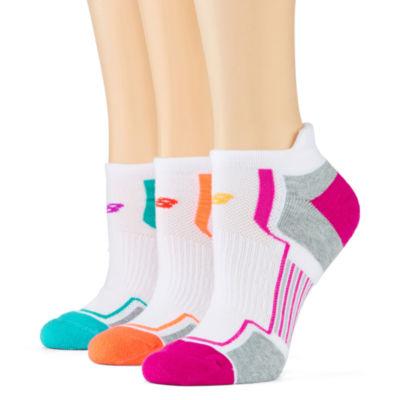 New Balance Low Cut Socks - Womens
