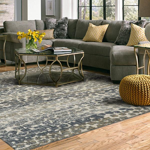 karastan gamba rectangular rug jcpenney. Black Bedroom Furniture Sets. Home Design Ideas