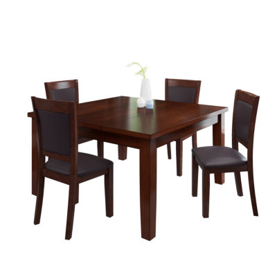 5-pc. Extendable Dining Set