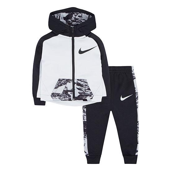 Nike 2 Pc Pant Set Toddler Boys