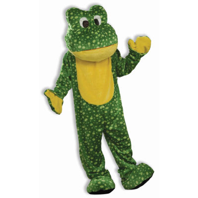 Buyseasons Deluxe Frog 2-pc. Dress Up Costume Unisex