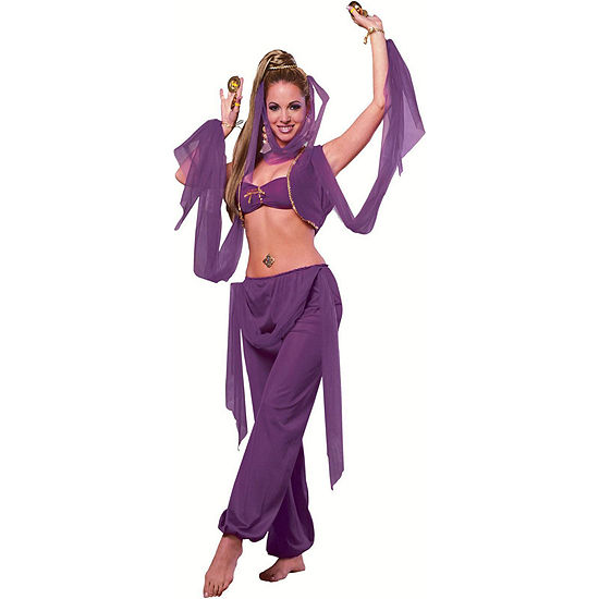 Buyseasons Desert Princess 4 Pc Dress Up Costume Womens