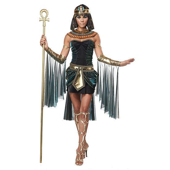 Egyptian Goddess Adult Costume Womens Costume